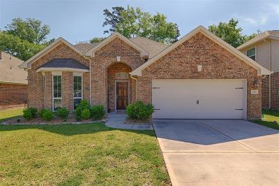 Conroe Single Family Home For Sale: 115 Hallmark Drive