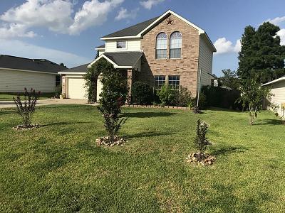 Willis Single Family Home For Sale: 13968 Buckskin Drive