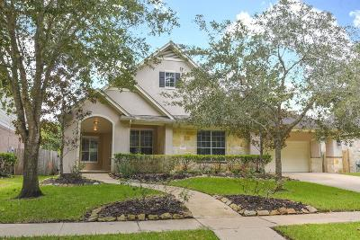 Missouri City Single Family Home For Sale: 3215 Chapel Creek Way