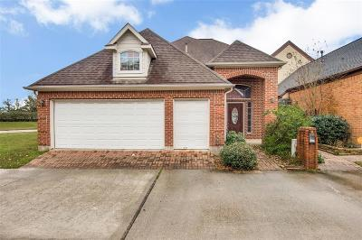 Houston Single Family Home For Sale: 7657 Ameswood Road