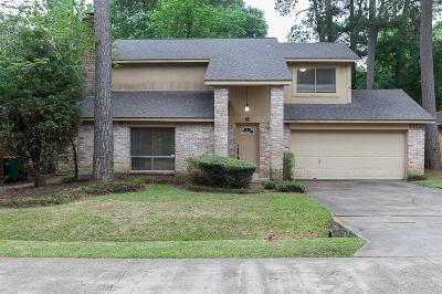 The Woodlands Single Family Home For Sale: 6 N Waxberry Road