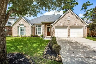 Cypress Single Family Home For Sale: 13127 Oakwood Manor Drive