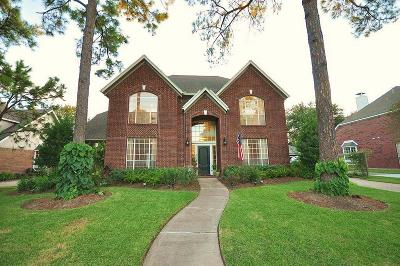 Houston Single Family Home For Sale: 16615 Palisades Point Drive
