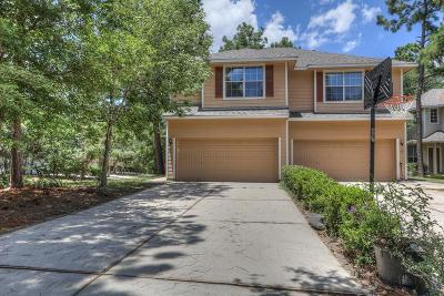 The Woodlands Condo/Townhouse For Sale: 31 Peachridge Place