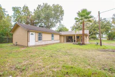 Houston Single Family Home For Sale: 2314 Berkley Street
