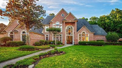 Kingwood Single Family Home Pending: 1610 Scenic Shore Drive