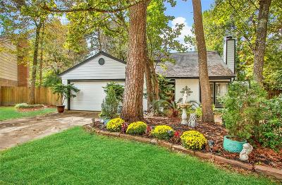Kingwood Single Family Home For Sale: 3102 Beaver Glen Drive