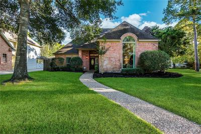 Spring Single Family Home For Sale: 3323 Hideaway Lane