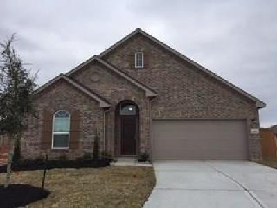 Texas City Single Family Home For Sale: 12602 Helms Bend