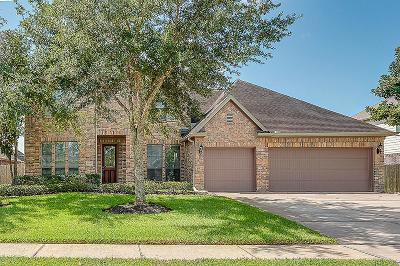 League City Single Family Home For Sale: 6127 Bradford Lane