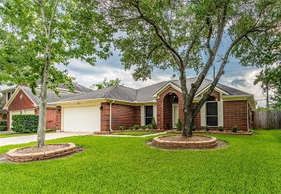 Pearland Single Family Home For Sale: 2930 Russett Place W
