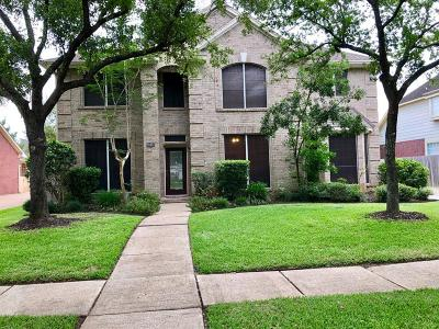 Missouri City Single Family Home For Sale: 4719 Autumn Lakes