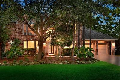 The Woodlands Single Family Home For Sale: 6 Candlenut Place