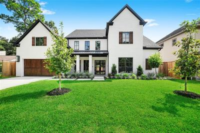 Houston Single Family Home For Sale: 1414 Pine Chase Drive