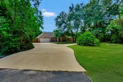 Tomball Single Family Home For Sale: 22418 Trailwood Lane