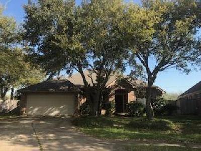Sugar Land Single Family Home For Sale: 8823 Saratoga Drive