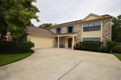 Seabrook Single Family Home For Sale: 2726 Sea Ledge Drive
