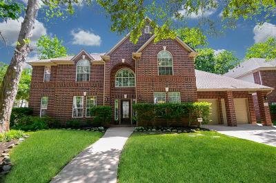 Missouri City Single Family Home For Sale: 3414 Edmonson Court