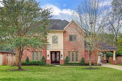 Spring Valley Single Family Home For Sale: 8821 Cedarbrake Drive