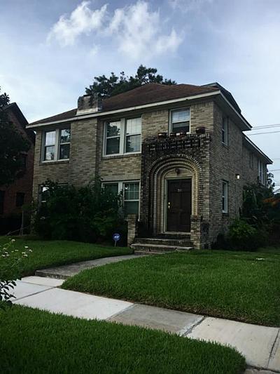 Houston Multi Family Home For Sale: 2907 Rosedale Street