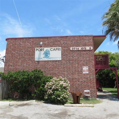 Galveston Rental For Rent: 3714 Ave S #8 UP