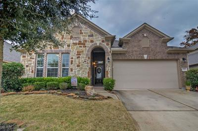 Conroe Single Family Home For Sale: 3536 Woods Estates Drive