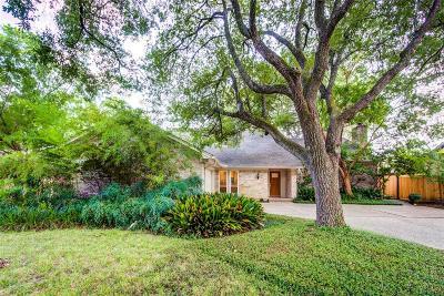 Houston Single Family Home For Sale: 10043 Cedar Creek Drive