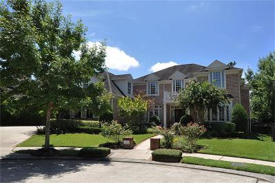 Kingwood Single Family Home For Sale: 5 Club Oak Court