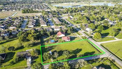 Pearland Residential Lots & Land For Sale: 3754 Harkey Road