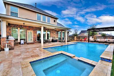 Katy Single Family Home For Sale: 27826 Bradford Ridge Drive