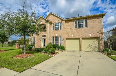 Missouri City Single Family Home For Sale: 3210 London Lane