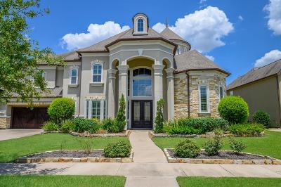 Fort Bend County Single Family Home For Sale: 5022 Bridgeton Place Lane