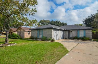 Katy Single Family Home For Sale: 1954 Myrna Lane