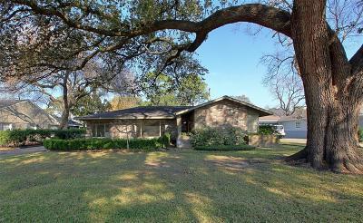Houston Single Family Home For Sale: 4646 Ingersoll Street