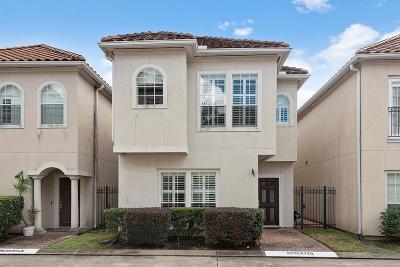 Houston Single Family Home For Sale: 7115 Harmony Cove