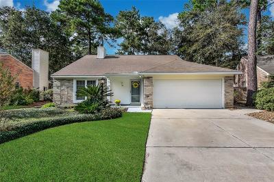 The Woodlands Single Family Home For Sale: 55 Sandpebble Drive