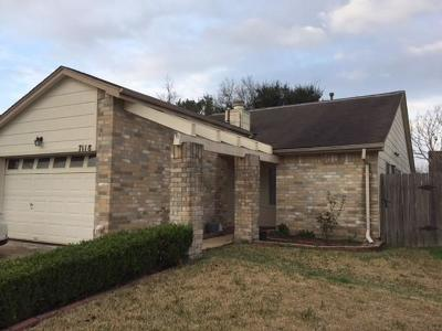 Cypress Single Family Home For Sale: 7118 Goldendale Court