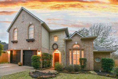 Single Family Home For Sale: 7219 Hollow Field Lane