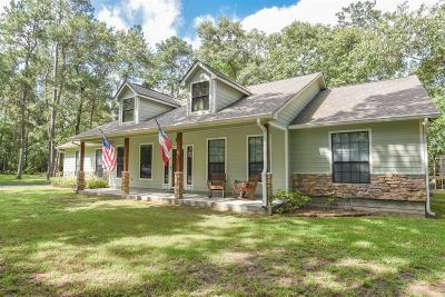Single Family Home For Sale: 24703 Pathfinder Drive