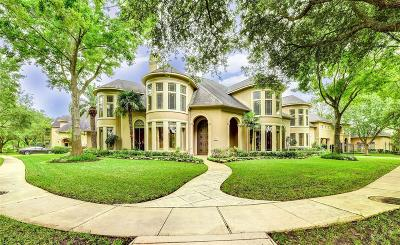 Sugar Land Single Family Home For Sale: 3330 Riviera Drive