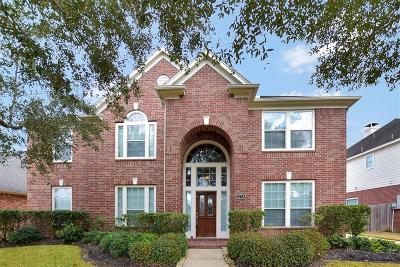 Richmond Single Family Home For Sale: 3718 Worthington Lake Drive