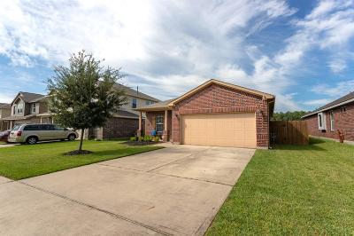 Tomball Single Family Home For Sale: 24639 Sandusky Drive