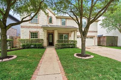 Houston Single Family Home For Sale: 4106 Woodhaven Street