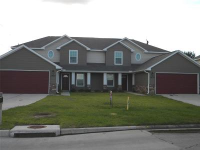 Rosenberg Multi Family Home For Sale: 2410-2412 Jones Street
