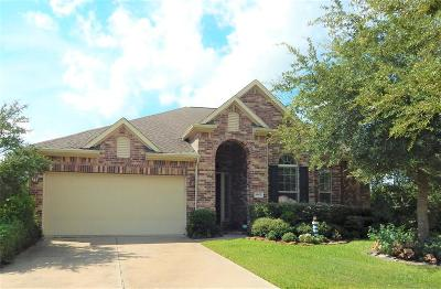 League City TX Single Family Home For Sale: $380,000