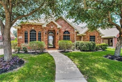 Pearland Single Family Home For Sale: 2608 Sunrise Harbor Lane