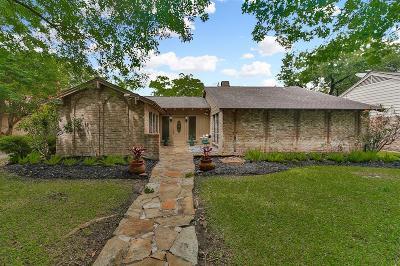 Houston Single Family Home For Sale: 10906 Meadow Lake Lane
