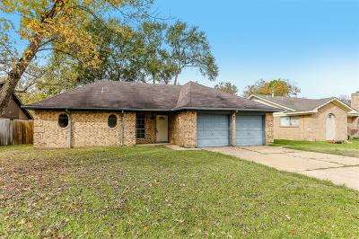 Houston Single Family Home For Sale: 8211 Chestnut Forest Drive