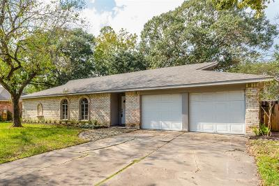 Friendswood Single Family Home For Sale: 304 Dover Lane