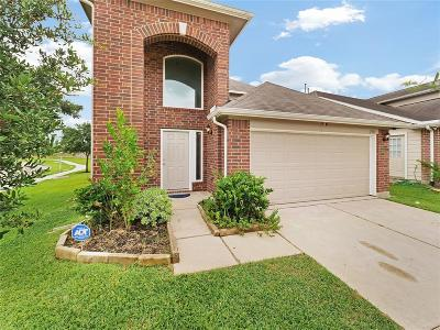 Single Family Home For Sale: 2903 Back Bay Brook Trail